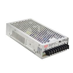 210W Single Output AC-DC Enclosed Switching Power Supply