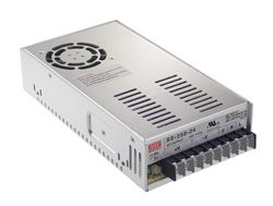 350W Single Output AC-DC Enclosed Switching Power Supply