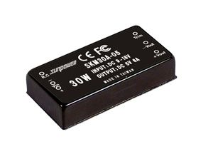 30W Single Output DC-DC Converter