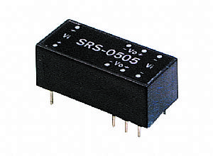0.5W DC-DC Regulated Single Output Converter
