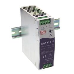 120W Single Output Industrial Din Rail Power Supply