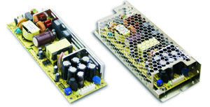 75W Single Output Open Frame Power Supply with PFC function