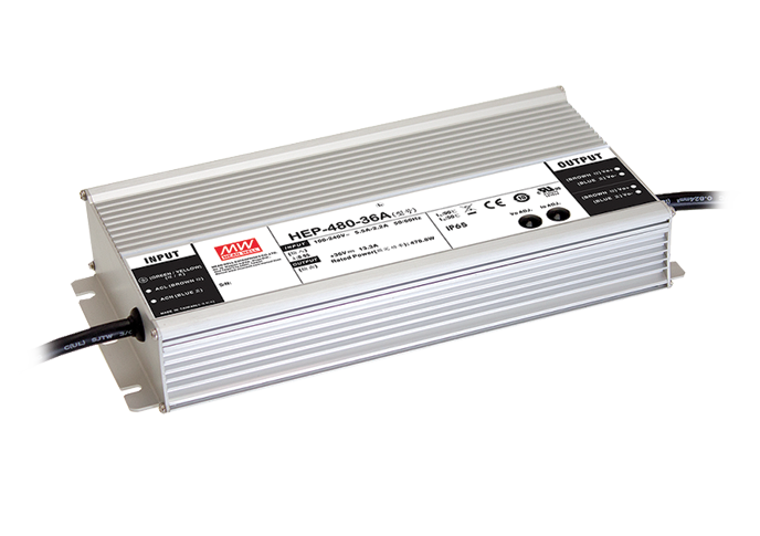 LED Power Supply | LED Power Supplies | MEAN WELL Direct