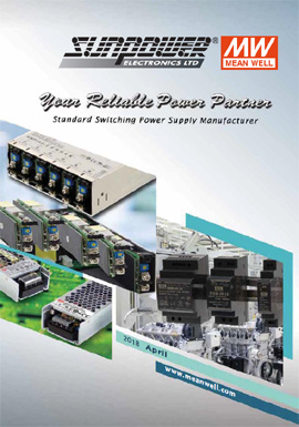 MEAN WELL Power Supply Manuals - MEAN WELL DIRECT UK