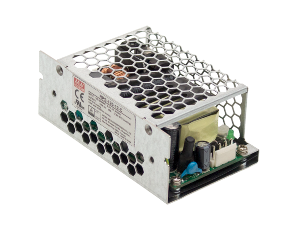 RPS-120 120W Single Output Green Medical Grade Power Supplies