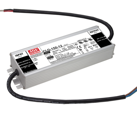 CLG-150 Series 150W Single Output LED Power Supply Range