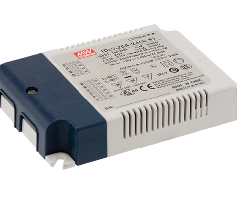 IDLV-25 25W PWM Output LED Driver Series