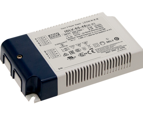 IDLV-65 series 65W PWM Output LED Driver