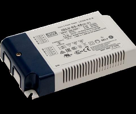 64.8W 48V 1.35A AC/DC PWM Output LED Driver