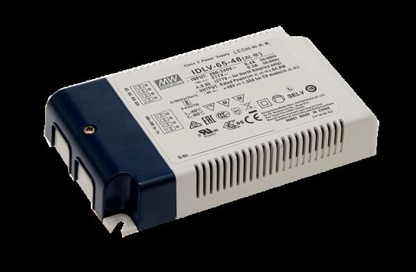 IDLV-65 series 65W PWM Output LED Driver
