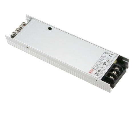 LSP-160 Series 160W Slim Type with PFC Switching Power Supply