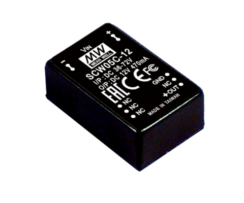 5W DC-DC Regulated Single Output Converter