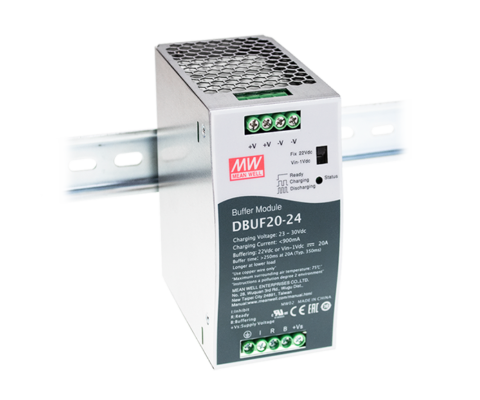 24V/20A DIN Rail Type Buffer Modul