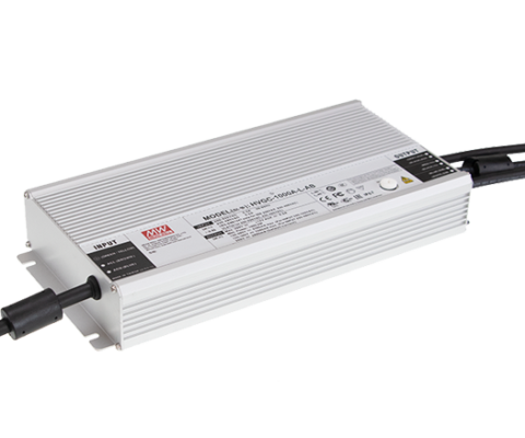 1008W 190V 5600mA Constant Power Mode LED Power Supply DALI 2.0 control technology with Io adjustable via build-in Potentiometer