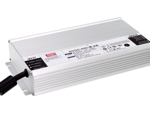 649.6W 120V 5600mA Constant Power Mode LED Power Supply with 3 in 1 dimming