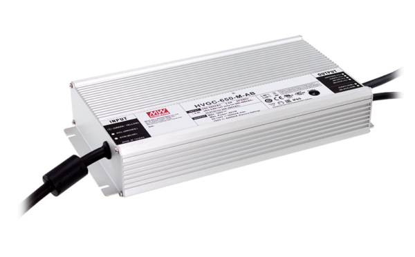 649.6W 70V 11200mA  Constant Power Mode LED Power Supply with built in smart timer dimming & programmable function