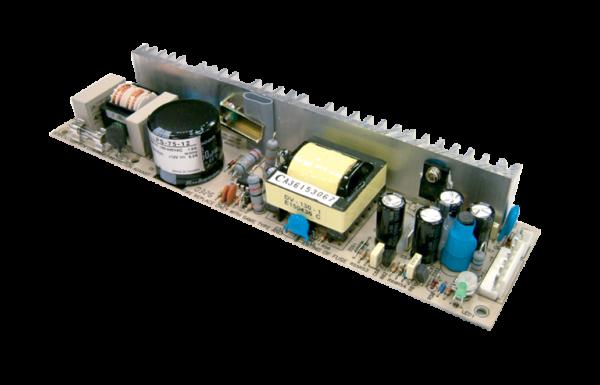 49.5W 3.3V 15A Open Frame Power Supply