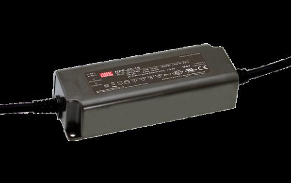 NPF-40-42 42V 0.96A 40.32W Constant Voltage + Constant Current LED Driver