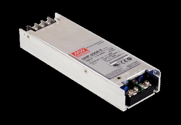 UHP-200-5 200W 5V Slim PFC Switching Power Supply