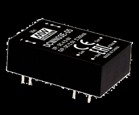 3W DIP24 Dual Output Regulated DC-DC Converter