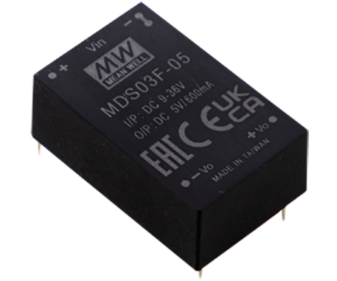 3W 18 ~ 75VDC Input 12VDC 250mA Medical Grade Converter